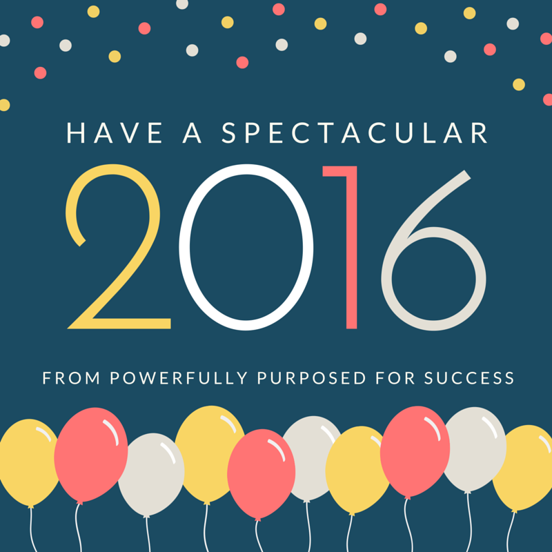 Have a Spectacular 2016